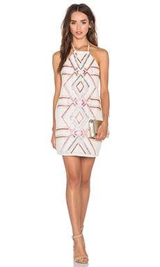 x Naven Twins Hopeless Halter Dress