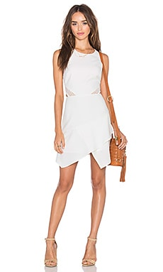 Connected Dress in Ivory
