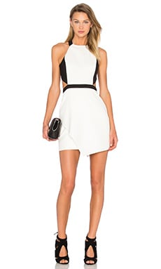 X Naven Twins VIP MVP Cutout Bodycon Dress