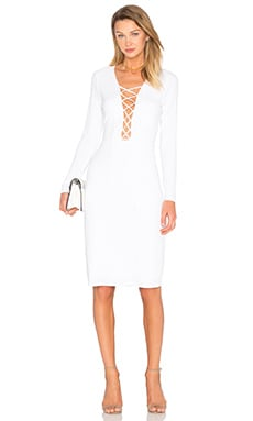 NBD x REVOLVE Survive Midi Dress in White