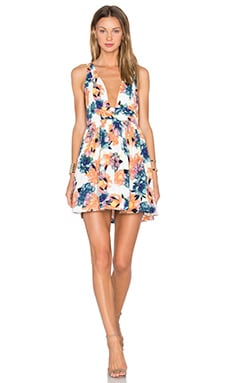 Lightning Dress in Summer Haze Floral