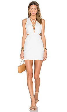 X Naven Twins Crossing Dreams Dress in Ivory