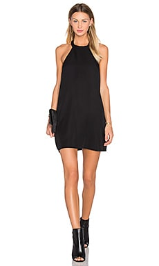 x REVOLVE Don't Turn Back Dress in Black