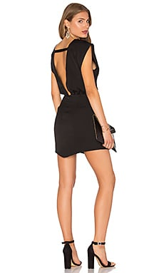 x REVOLVE Alluring Dress in Black