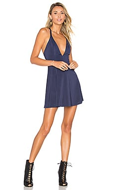 x Naven Twins x REVOLVE Sugar Sugar Dress in Navy