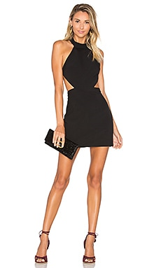 NBD x Naven Twins x REVOLVE Show It Off Bodycon in Black