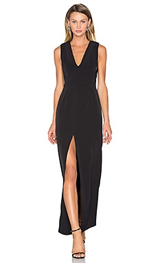 x REVOLVE Stella Gown in Black