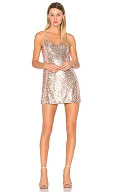 x REVOLVE Tessellate Mini in Champagne
