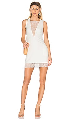 Warrant Dress in Ivory