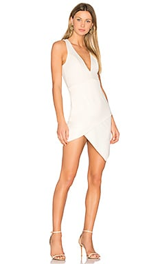 Dries Dress in Ivory