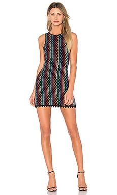 x REVOLVE Bianca Dress in Rainbow