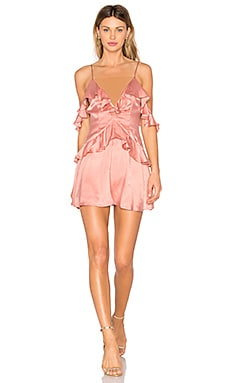 x REVOLVE Conan Dress in Blush