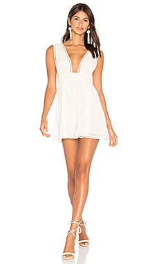 Isaac Dress in Cream