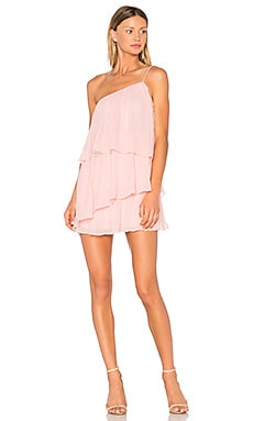 x REVOLVE Girlfriend Material Dress in Blush