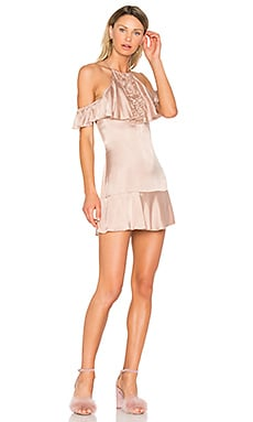 Maxime Dress in Taupe