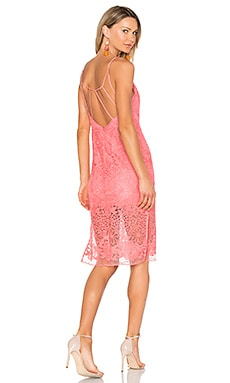x REVOLVE Satisfaction Dress