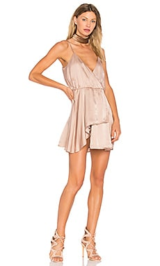 x REVOLVE Indigo Dress in Taupe