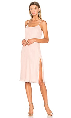 Wynonna Dress in Pale Nude