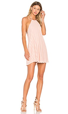 Big Ego Dress in Pale Nude