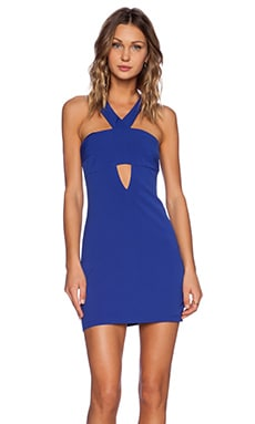 NBD XO Dress in Cobalt