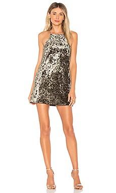 Купить Платье-футляр lisa - NBD, Прямое и свободное, Китай, Зеленый