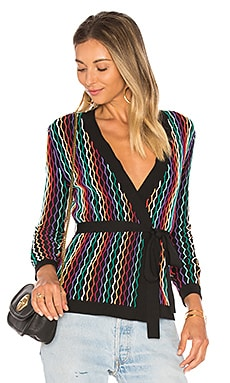 x REVOLVE Azure Cardigan in Rainbow
