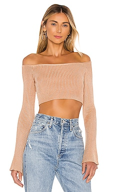 Colombo Cropped Sweater NBD $148
