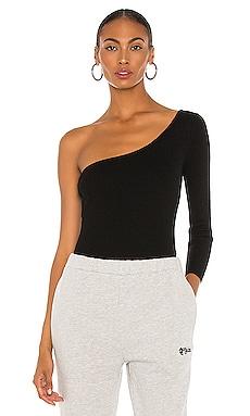 Azura One Shoulder Sweater NBD $158 NEW