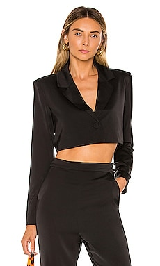 Harmony Cropped Blazer NBD $178 BEST SELLER