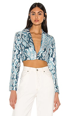 Hera Cropped Blazer NBD $44 (FINAL SALE)
