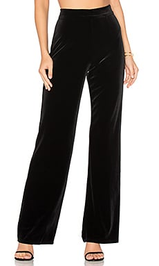 x REVOLVE Worth It Pants in Black