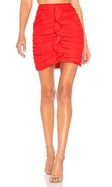 Honeycomb Skirt
