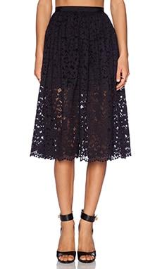 NBD On My Mind Skirt in Black