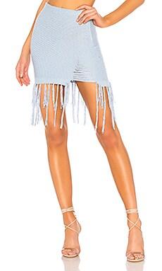 Rosalind Knit Mini Skirt NBD $50