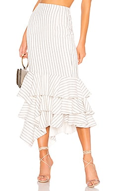 Ayesha Midi Skirt NBD $226 BEST SELLER