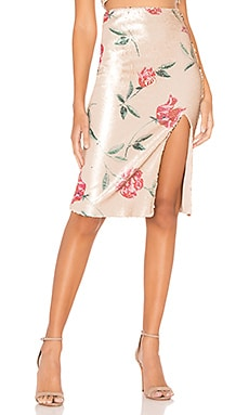 Cosmopolitan Midi Skirt NBD $56