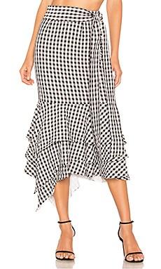 Ayesha Midi Skirt NBD $70