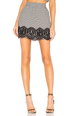 Finley Mini Skirt NBD $37 (FINAL SALE)