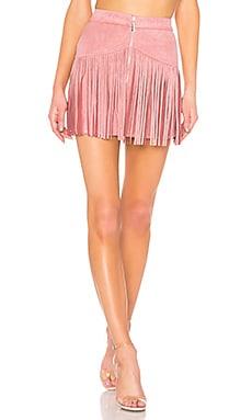 x Naven Rylan Fringe Skirt NBD $188 NEW ARRIVAL
