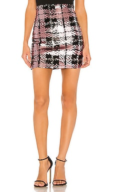 Liz Mini Skirt NBD $158
