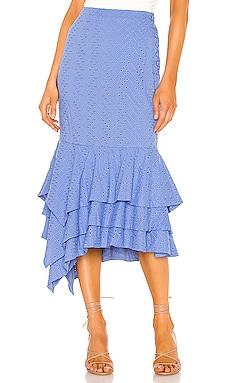Ayesha Midi Skirt NBD $49 (FINAL SALE)