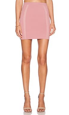 x Naven Twins Diamond Skirt