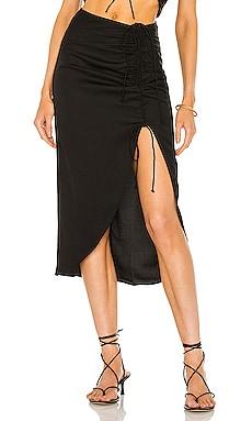 Laraya Midi Skirt NBD $178
