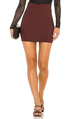 Denzel Mini Skirt NBD $138