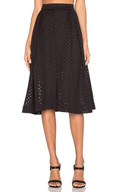 NBD Crossfire Skirt in Black