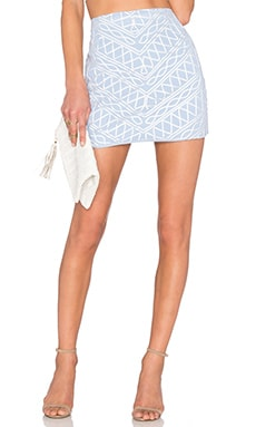 Always This Late Skirt en Rêve Bleu