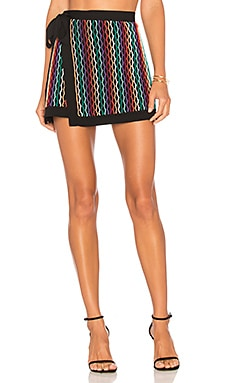 x REVOLVE Benton Skirt in Rainbow
