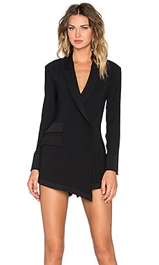 NBD Business Caj Romper in Black