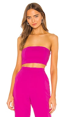 Topaz Bandeau Top NBD $98 BEST SELLER