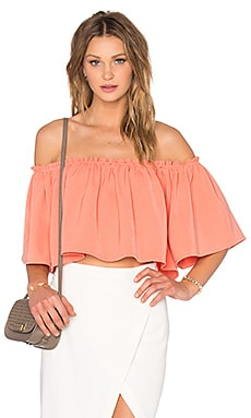 x REVOLVE No Type Top in Peach